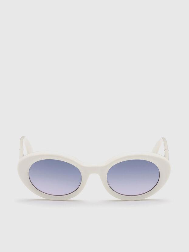 DL0281, White - Sunglasses