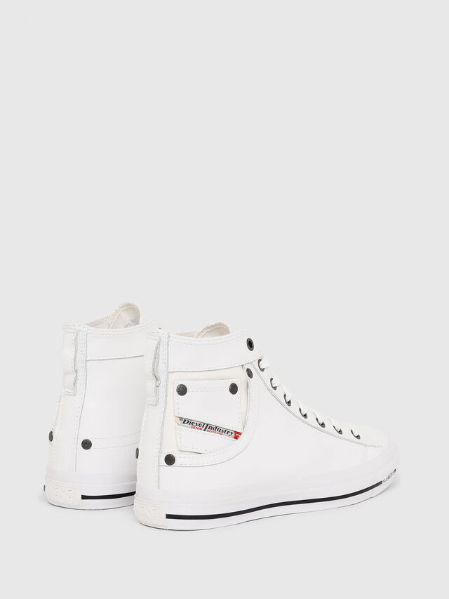 Diesel - EXPOSURE IV W, White - Sneakers - Image 3