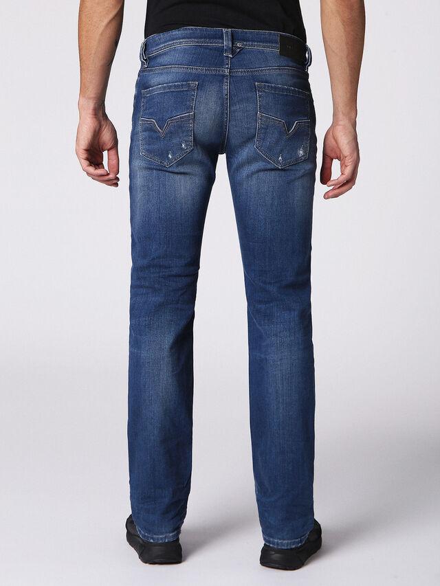 LARKEE 084QQ, Blue jeans