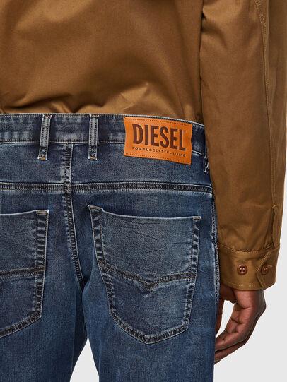 Diesel - Krooley JoggJeans® 069VX, Dark Blue - Jeans - Image 3