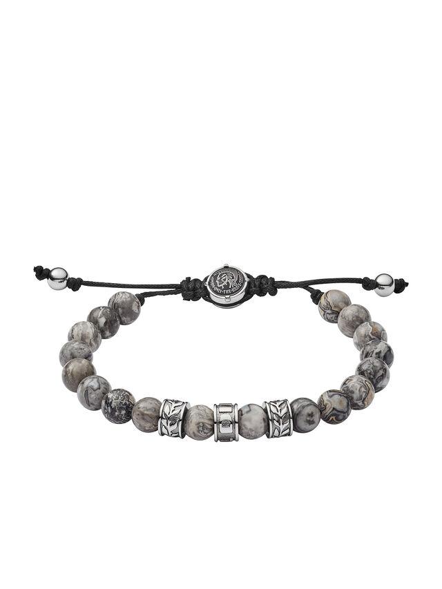 Diesel - DX1103, Grey - Bracelets - Image 1