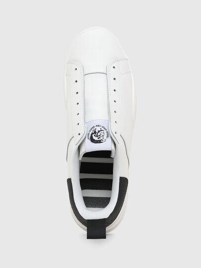 Diesel - S-CLEVER SO, White/Black - Sneakers - Image 6