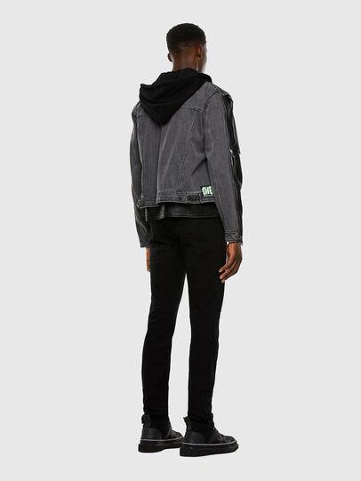 Diesel - Safado 0688H, Black/Dark grey - Jeans - Image 5