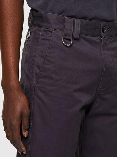 Diesel - P-FRANCIS, Dark Green - Pants - Image 4