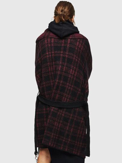 Diesel - M-BOU, Dark Violet - Knitwear - Image 2