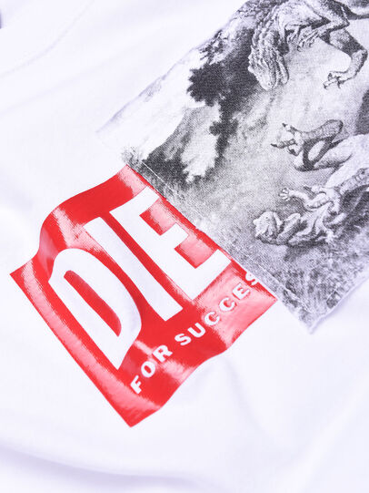 Diesel - TJUSTXH,  - T-shirts and Tops - Image 3