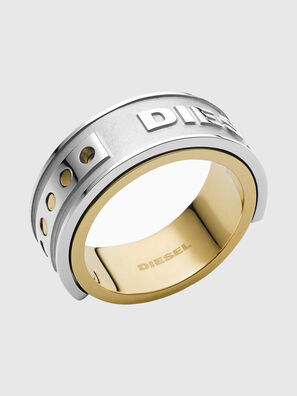 DX1214, Gold - Rings