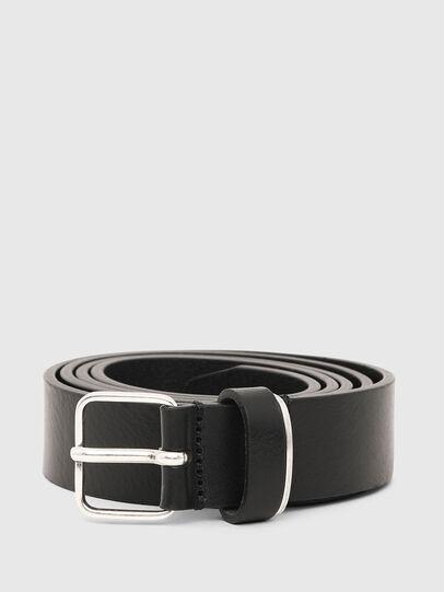 Diesel - B-GU, Black - Belts - Image 1