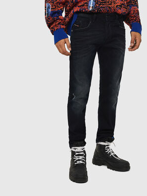 D-Bazer 0679R, Black/Dark grey - Jeans