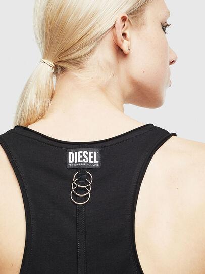 Diesel - T-KELLY-B, Black - Tops - Image 5