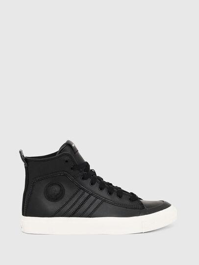 Diesel - S-ASTICO MID LACE, Black - Sneakers - Image 1