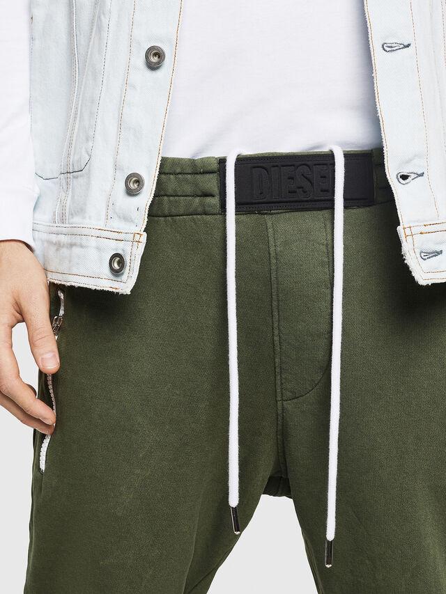 Diesel - P-TA, Dark Green - Pants - Image 3