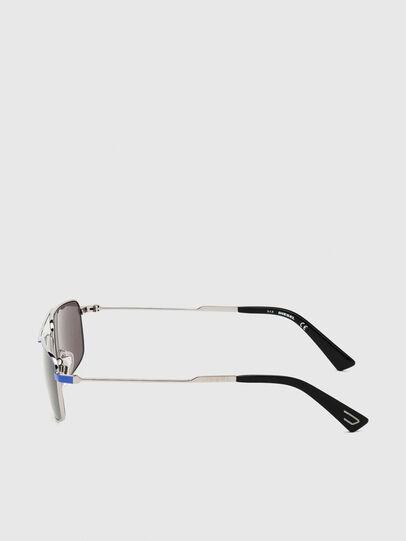 Diesel - DL0308, Blue/Grey - Sunglasses - Image 3