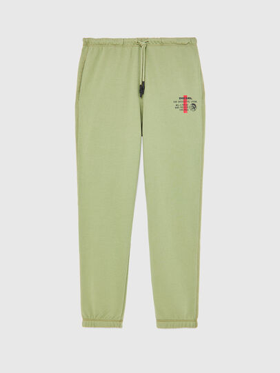 Diesel - UMLB-PETER, Green - Pants - Image 1