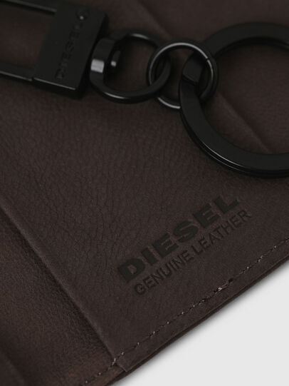 Diesel - KEYCASE P, Dark grey - Bijoux and Gadgets - Image 4