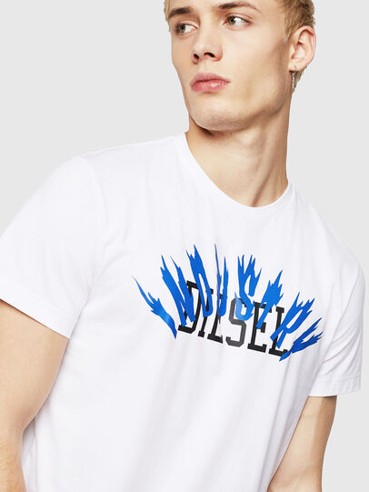 Diesel - T-DIEGO-A10,  - T-Shirts - Image 3