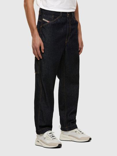 Diesel - D-Franky 009HP, Dark Blue - Jeans - Image 6