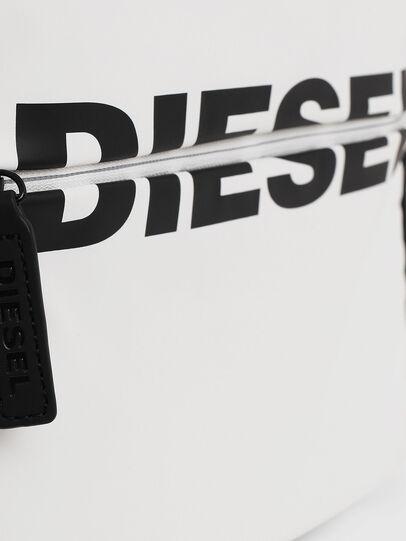 Diesel - BOLD BACKPACK, White/Black - Bags - Image 4