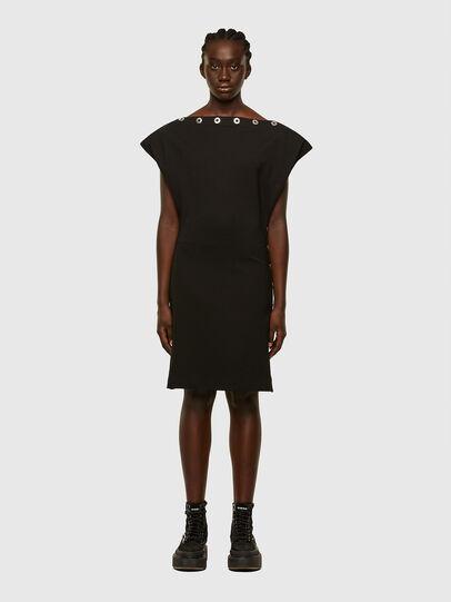 Diesel - D-CROLLER, Black - Dresses - Image 1