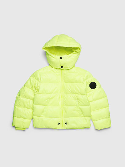 Diesel - JIAN, Yellow Fluo - Jackets - Image 1