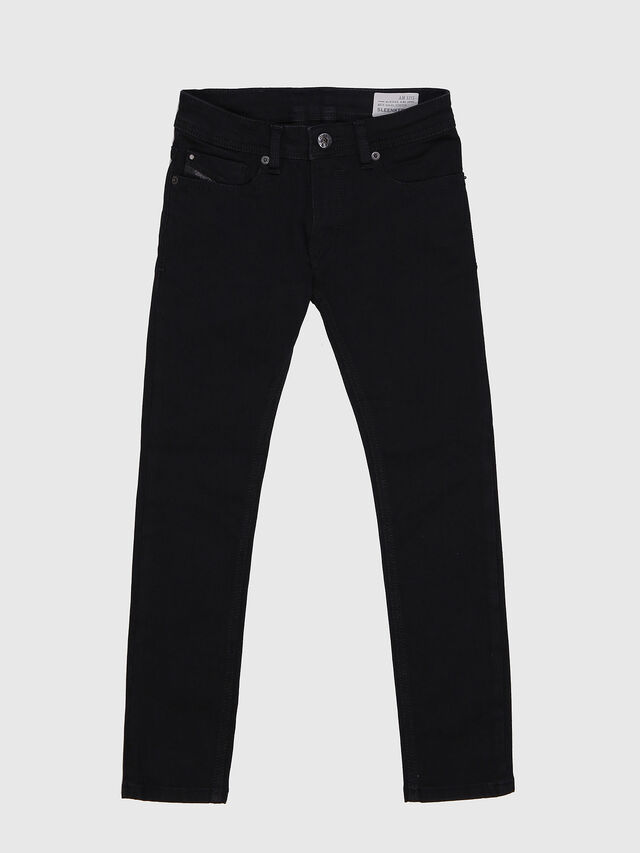 Diesel - SLEENKER-J-N, Black Jeans - Jeans - Image 1