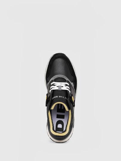 Diesel - S-BRENTHA LC, Black - Sneakers - Image 4