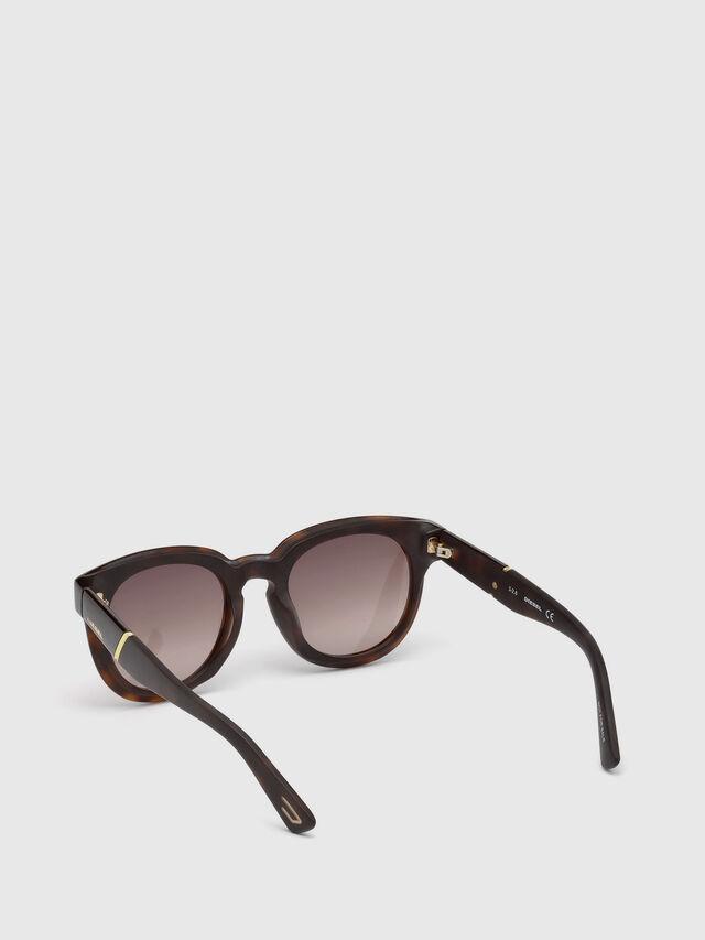 DL0230, Brown/Black