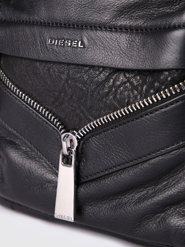 Diesel LE-ONY, Black - Backpacks - Image 4