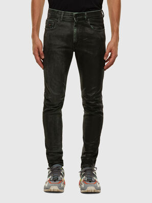 D-Strukt 009DU, Black/Dark grey - Jeans
