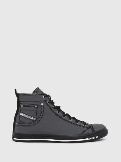 Diesel - EXPOSURE I, Dark grey - Sneakers - Image 1