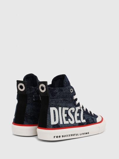 Diesel - SN MID 07 MC CH, Blue - Footwear - Image 3