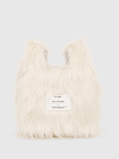 Diesel - WYLMA, White - Shopping and Shoulder Bags - Image 1