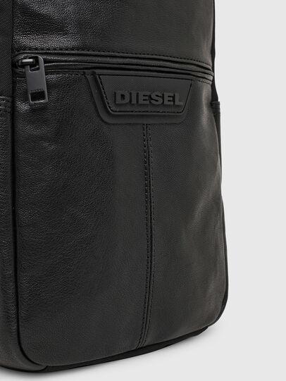 Diesel - F-SUSE MONO MR, Black - Crossbody Bags - Image 5