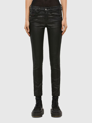 D-Ollies JoggJeans® 069QJ, Black/Dark grey - Jeans