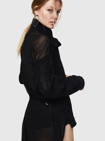 Diesel - M-TELY, Black - Knitwear - Image 5