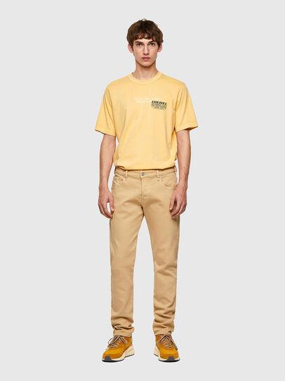 Diesel - D-Yennox 009HA, Light Brown - Jeans - Image 5