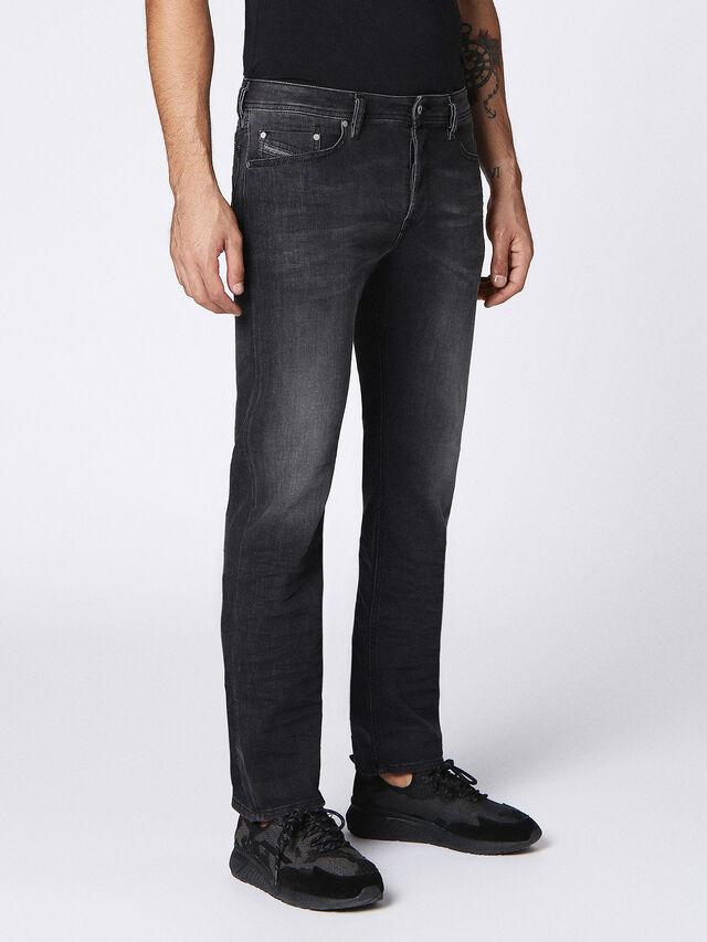 Diesel - Waykee 0687J, Black/Dark grey - Jeans - Image 3