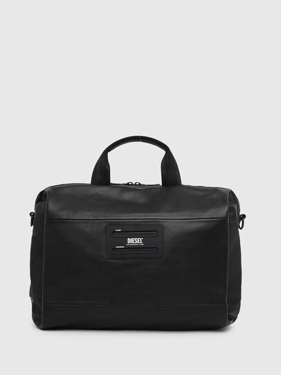 Diesel - D-SUBTORYAL BRIEF, Black - Briefcases - Image 1