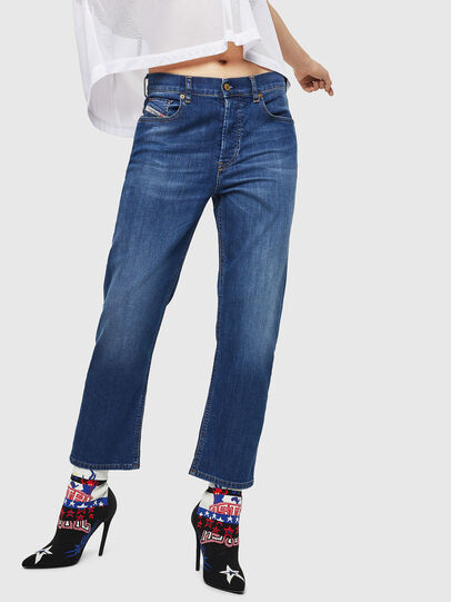 Diesel - Aryel 082AZ, Dark Blue - Jeans - Image 1