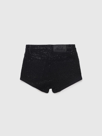 Diesel - PGINGHER, Black/Dark grey - Shorts - Image 2