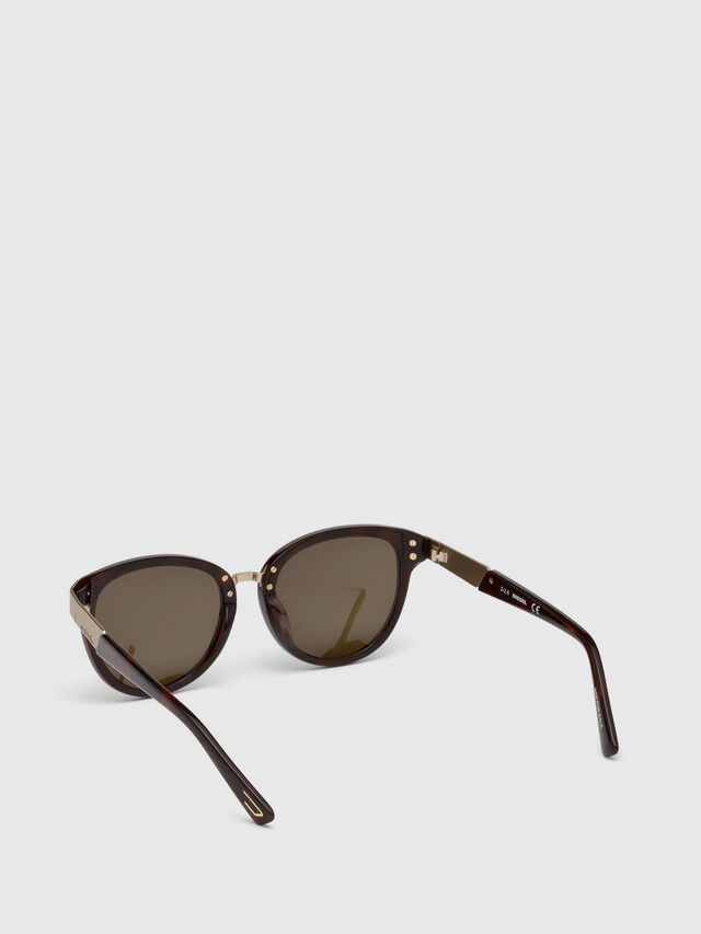 Diesel - DL0234, Brown - Eyewear - Image 2