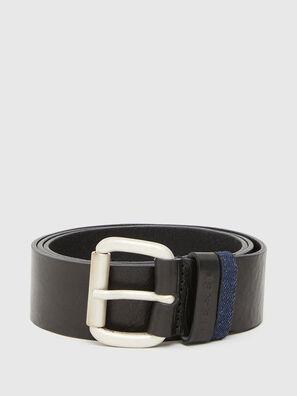 B-DELOSO, Black - Belts