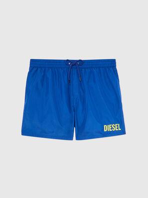 BMBX-WAVE 2.017, Blue - Swim shorts