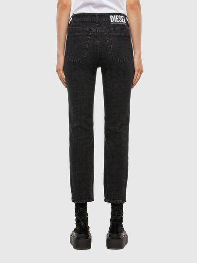 Diesel - D-Joy JoggJeans 009KY, Black/Dark grey - Jeans - Image 2