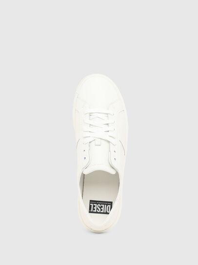 Diesel - S-MYDORI LC, White - Sneakers - Image 5