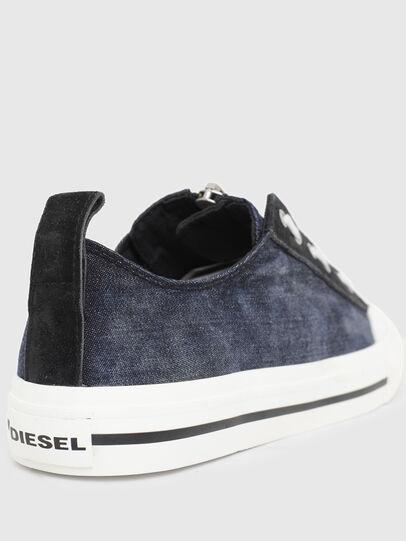 Diesel - S-ASTICO LZIP, Dark Blue - Sneakers - Image 5