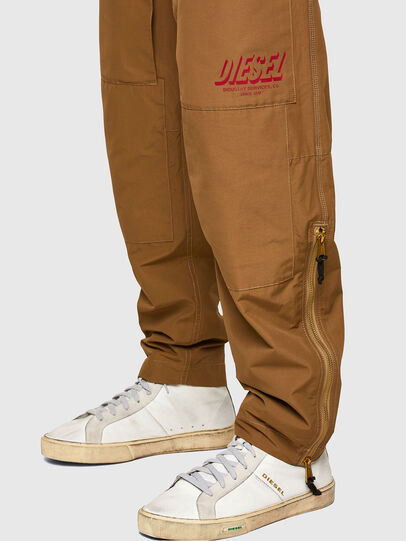 Diesel - P-AMBRIDGE, Brown - Pants - Image 4