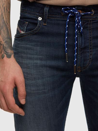 Diesel - Thommer JoggJeans 069NE, Dark Blue - Jeans - Image 3