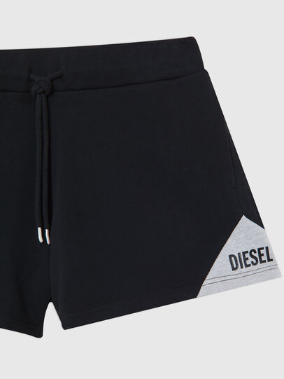 Diesel - UFLB-SKIRZY, Black - Pants - Image 3