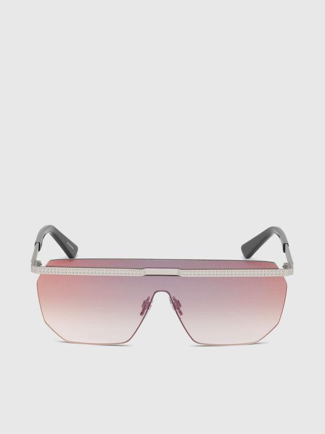 Diesel - DL0259, Pink - Eyewear - Image 1